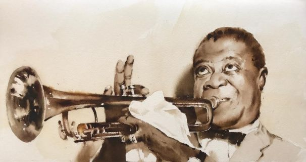 Louis Amstrong (Satchmo)